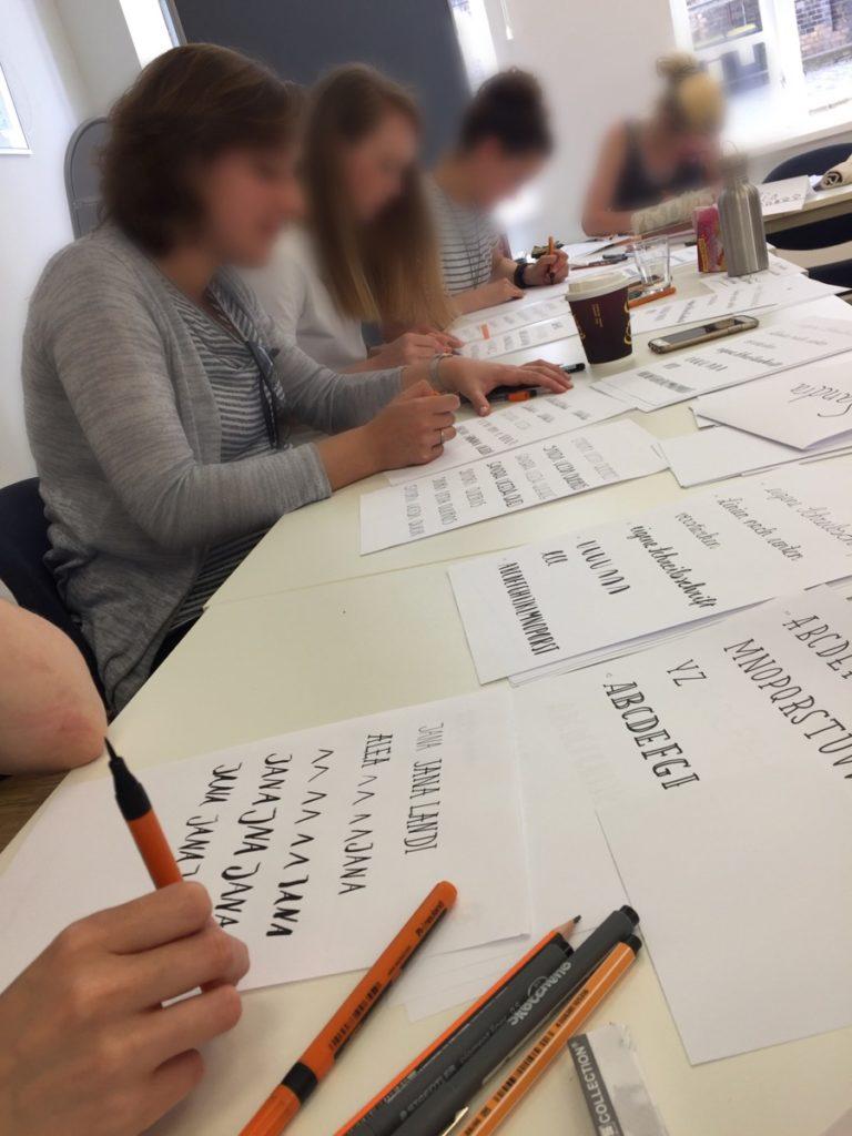 Workshop für Studierende