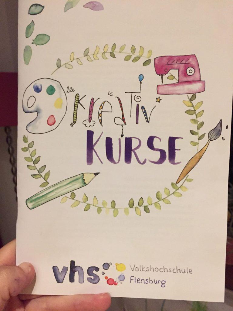 Cover VHS-Kreativkurse
